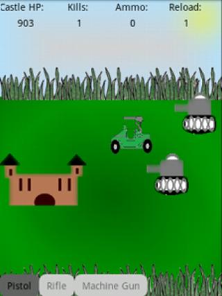castle tap defense screenshot 1