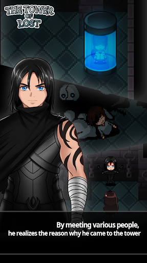 OFFLINE - The epic of legend 1 -The Tower of Lost apkdebit screenshots 4