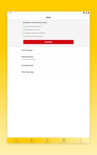 Post & DHL 7.0.54 (206) Screenshots 24