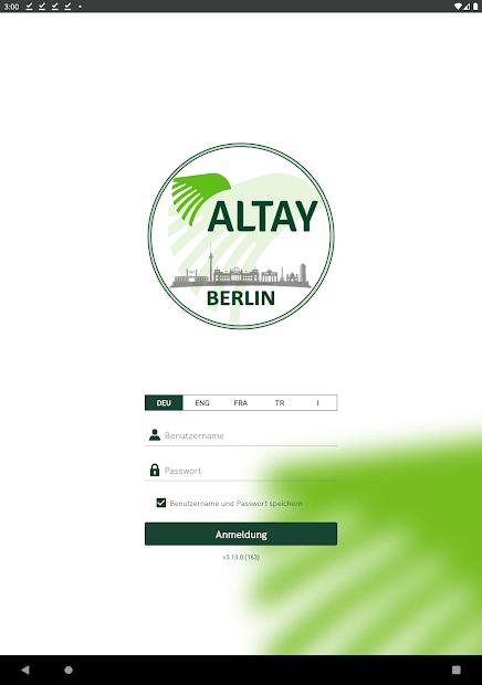 Altay Berlin screenshot 12