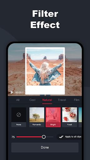 OviCut: Video effect editor android2mod screenshots 5