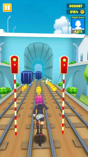 Subway Princess - Endless Run  Screenshots 6