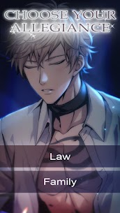 Criminal Desires Mod Apk: BL Yaoi Anime Romance (Choices Free) 6