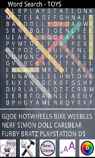 Word Search 1.11 screenshots 12