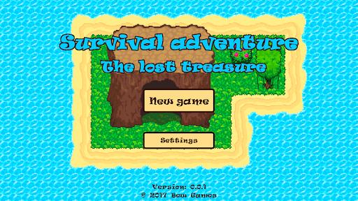 Survival RPG - Lost treasure adventure retro 2d android2mod screenshots 13