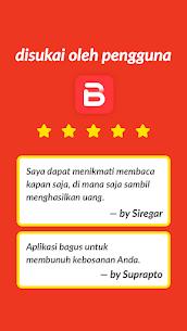 BuzzBeat – baca artikel, video & dapatkan bonus 3