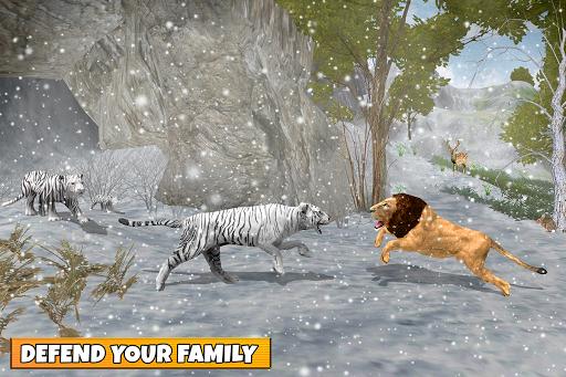 Snow Tiger Family 1.7 screenshots 10