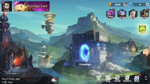 Destiny Summoner apkdebit screenshots 6