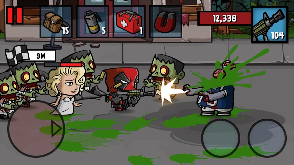 Zombie Age 3: Shooting Walking Zombie: Dead City  poster 6