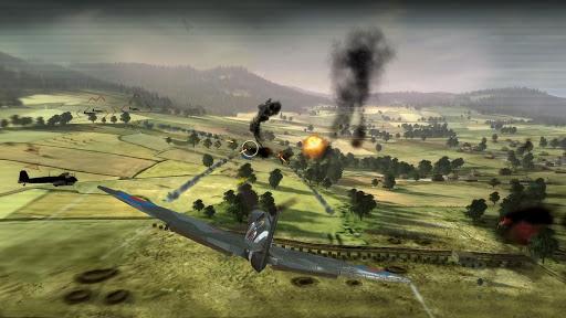 War Plane 3D -Fun Battle Games 1.1.1 Screenshots 3