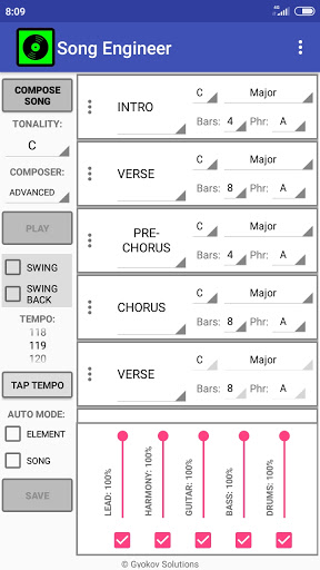 Download APK: Song Engineer v21.5 [Patched]