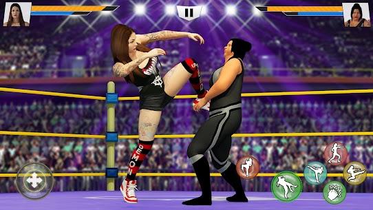 Bad Girls Wrestling Game: GYM Women Fighting Games 1.4.2 2