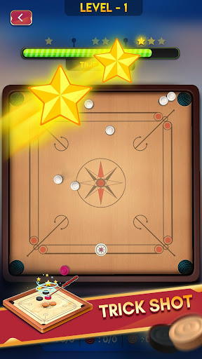 Carrom Kingu2122 - Best Online Carrom Board Pool Game 3.1.0.74 screenshots 7