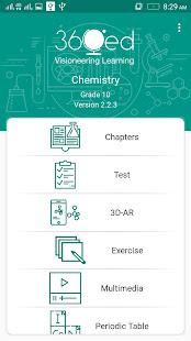 Dat Thin Pone HighSchool Chemistry AR Learning App