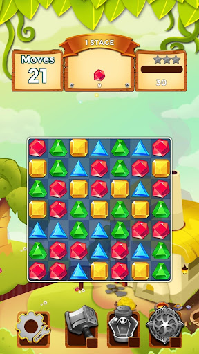 Candy Jewelry Puzzle  screenshots 1