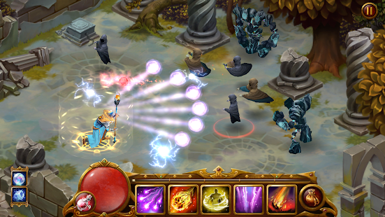 Guild of Heroes: Magic RPG | Wizard game Screenshot