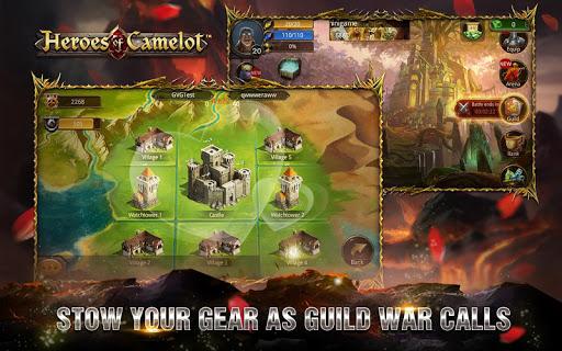 Heroes of Camelot 9.4.5 screenshots 5