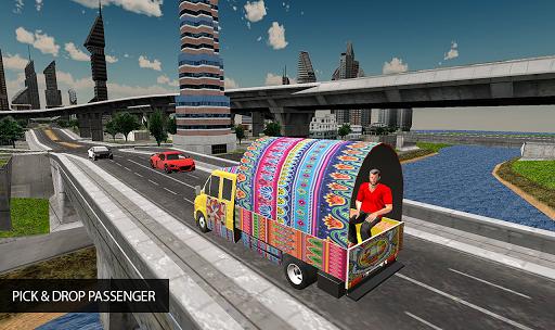 Van Driver 2021 Screenshot 2