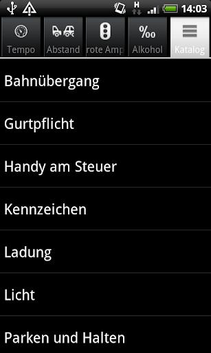 Bußgeldrechner 2.2 screenshots 5