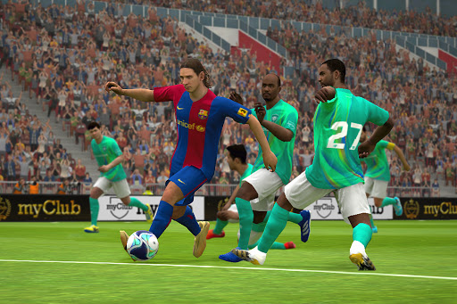 eFootball PES 2021 5.2.0 screenshots 4
