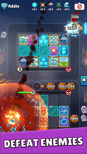 Random Royale - Real Time PVP Defense Game  screenshots 1