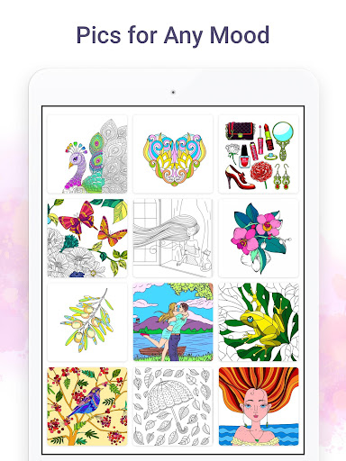 Chamy - Color by Number 3.1 Screenshots 16