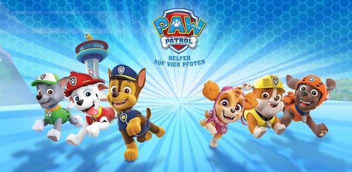 PAW Patrol rettet die Welt