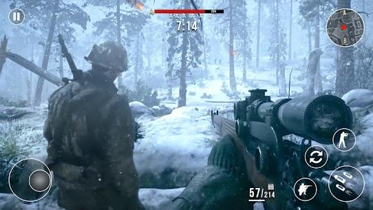 Call of Sniper Cold War: Special Ops Cover Strike Mod Apk (God Mode) 1
