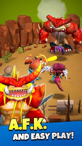 Coin Dragon Master - AFK Slot RPG 1.3.1 screenshots 3