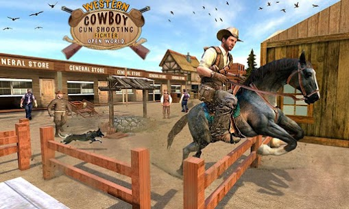 Western Cowboy Gun Shooting For Pc (Free Download On Windows7/8/8.1/10 And Mac) 1