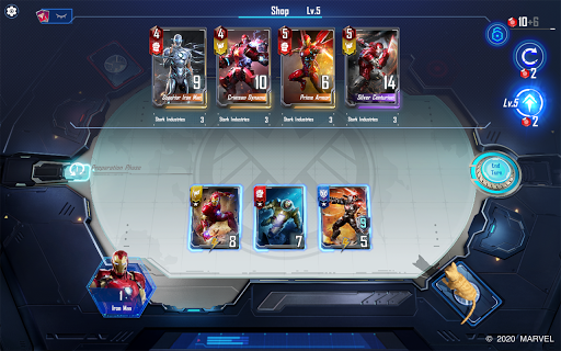 MARVEL Duel 1.0.64574 screenshots 21