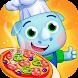 子供のためのピッツェリア! - Androidアプリ