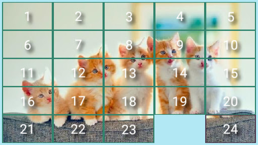 Funny Number Puzzles Sliding Tiles 3.20 screenshots 11