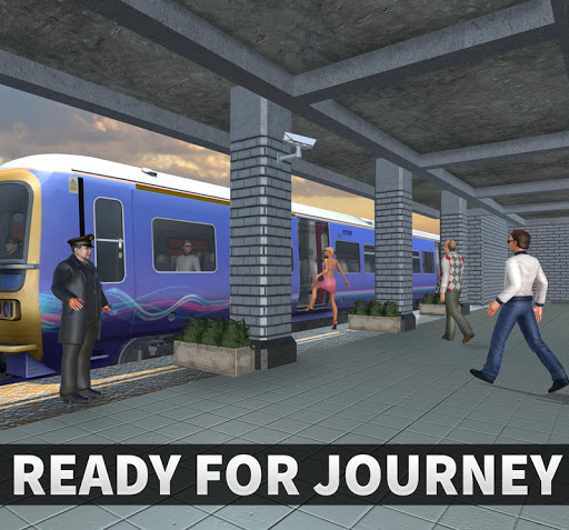 Real Train Driving Simulator: Railway Driver 2020 1.18 screenshots 10