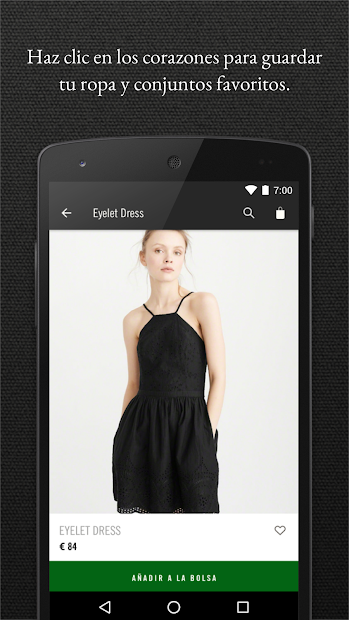 Screenshot 7 de Abercrombie & Fitch para android