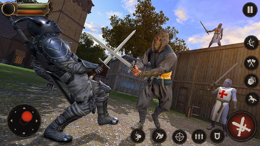 Ninja Assassin Shadow Master: Creed Fighter Games modavailable screenshots 2
