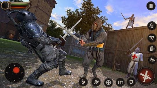 Ninja Assassin Shadow Master Mod Apk: Creed Fighter (Unlimited Money) 2