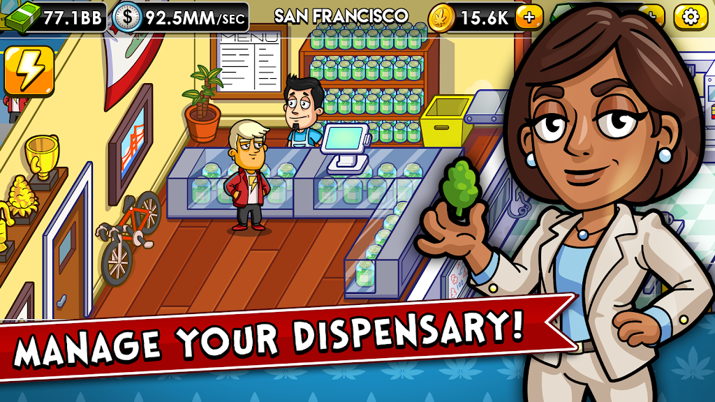 Weed Inc: Idle Tycoon poster 11