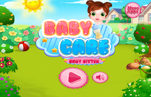 Baby Care Babysitter & Daycare  screenshots 1