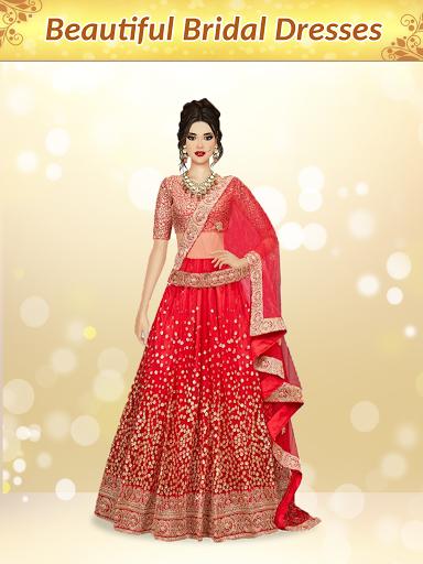 Indian Fashion Dressup Stylist  screenshots 10