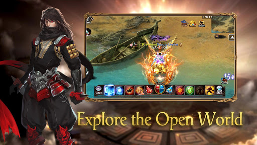 Conquer Online - MMORPG Action Game 1.0.8.0 screenshots 17