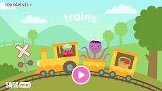 Sago Mini Train Adventureのおすすめ画像1
