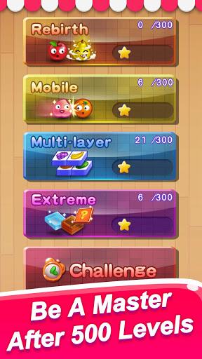 Fruit Connect: Onet Fruits, Tile Link Game Apkfinish screenshots 18