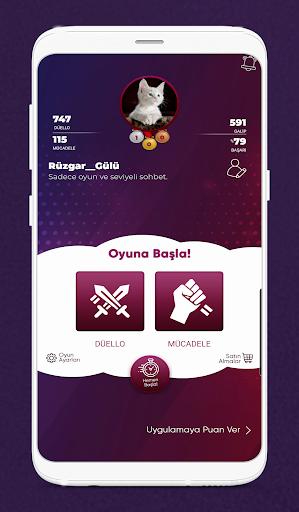Kelimeleu015fmek - Online Kelime Oyunu  screenshots 1