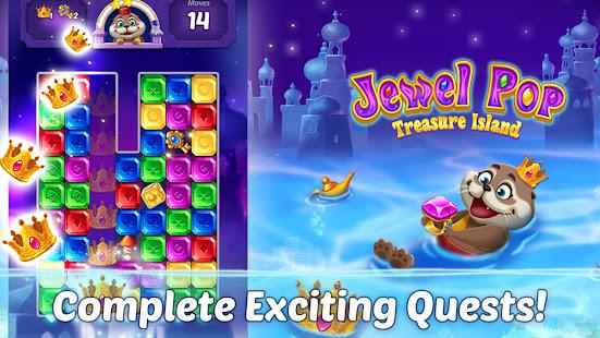 Jewel Pop: Treasure Island 21.0409.00 screenshots 2