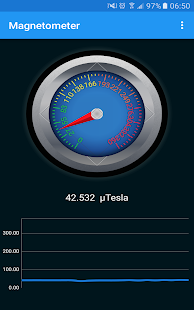 Magnetometer Metal Detector