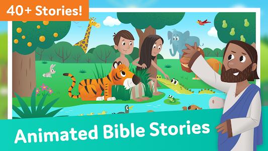 Bible App for Kids: Audio & Interactive Stories 2.34