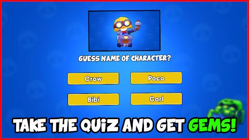 Free Gems BS Quiz 1.4.9 screenshots 1