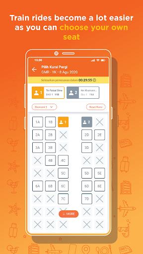 Pegipegi - Buy Hotel, Flight, Train & Bus Ticket android2mod screenshots 7