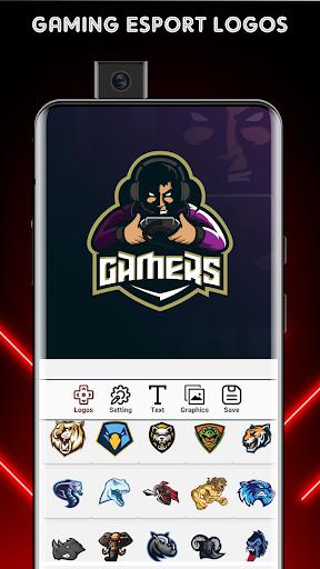 Logo Esport Maker | Create Gaming Logo Maker  Screenshots 13